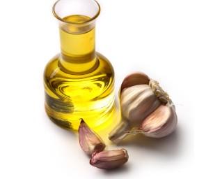 garlicky olive oil